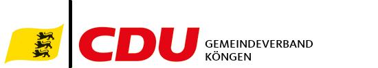 Logo von CDU Köngen