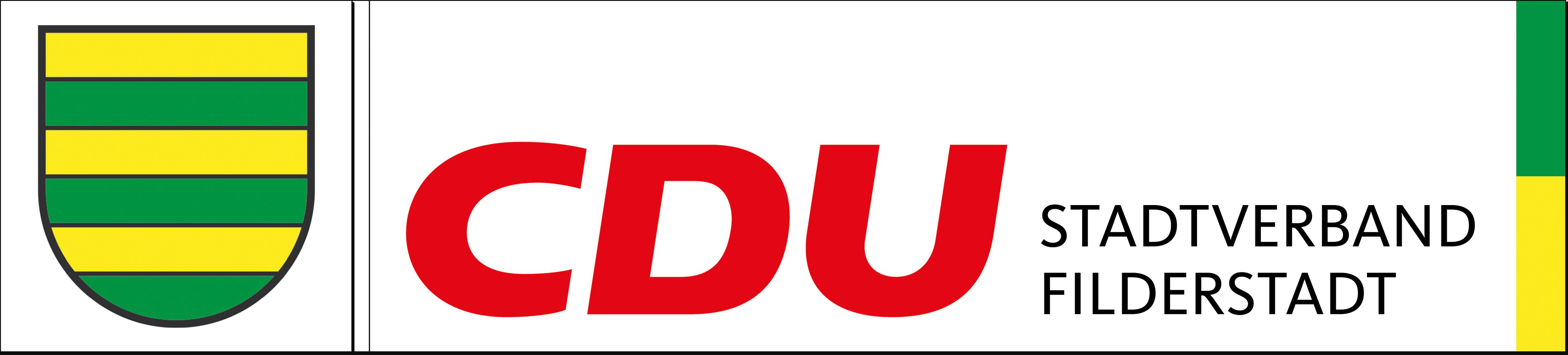 Logo von CDU Filderstadt